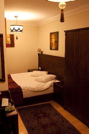 Berce Otel: The room