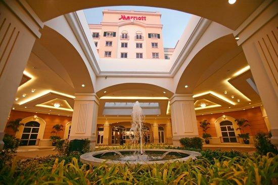마닐라 메리어트 호텔