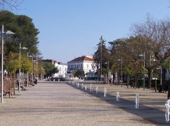 Jardim Campo Maior Foto De Campo Maior Distrito De Portalegre