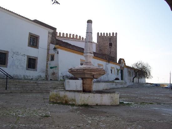 Campo Maior, Portugal : castle