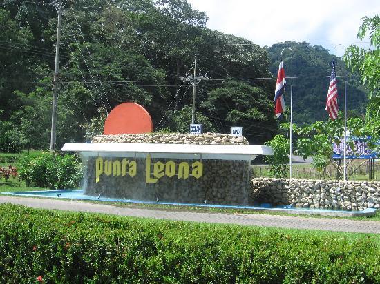 Punta Leona, كوستاريكا: entrance view