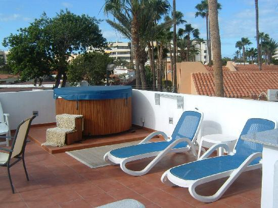 Jardin Golf Guesthouse : The Sun Roof