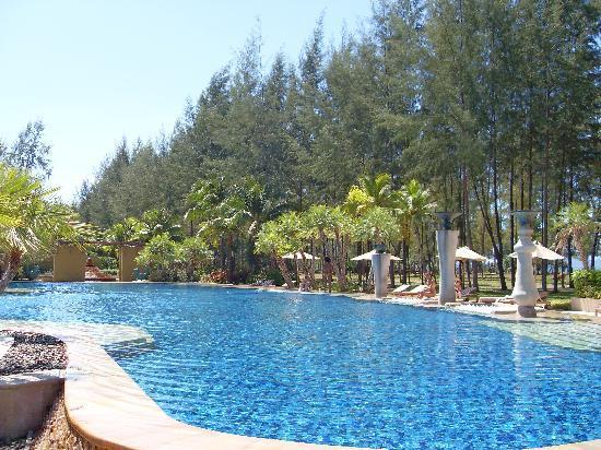 Anantara Si Kao Resort : Fabulous pool