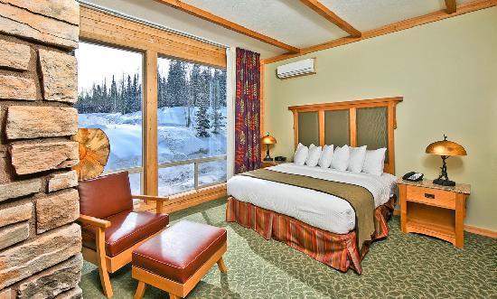 Grand Lodge at Brian Head : Resort King Guest Room