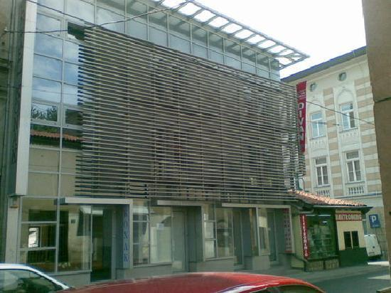 Hotel Divan: Interior