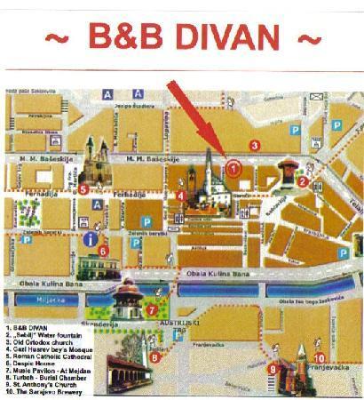 B&B Divan照片