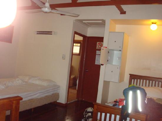 Fraser Island Retreat: Room