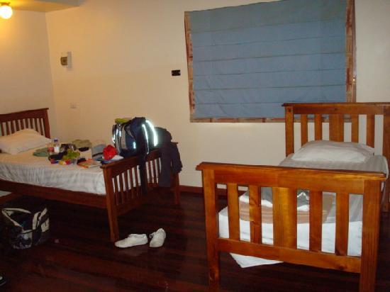 Fraser Island Retreat: Rest of room