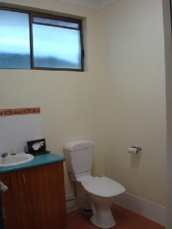 Kondari Resort Hervey Bay: Last room - bathroom