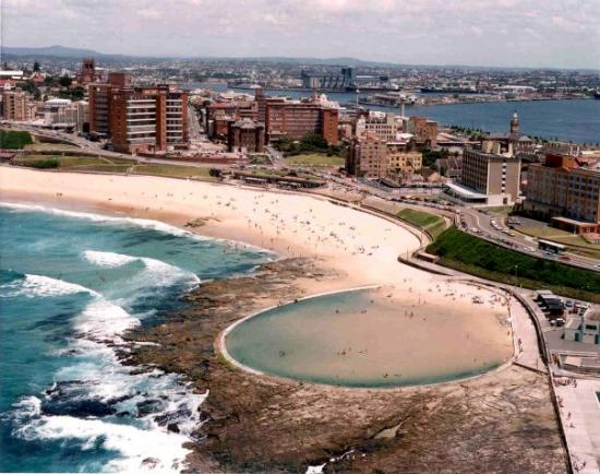 ‪‪Newcastle‬, أستراليا: Newcastle beach.‬