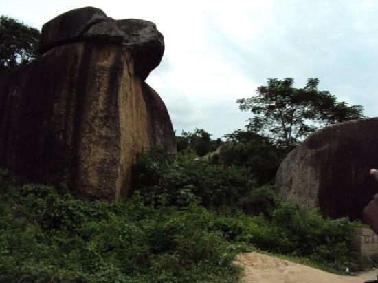 Λάγος, Νιγηρία: Olomo Rocks Abeokuta, Nigeria