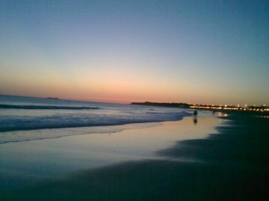 Chiclana de la Frontera, Spagna: Playa de La Barrosa