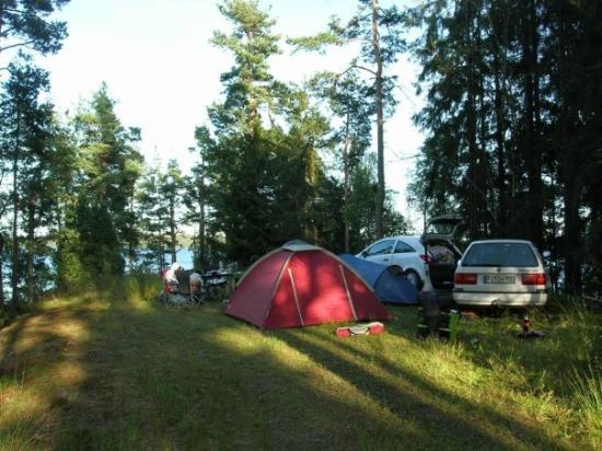 camping sverige