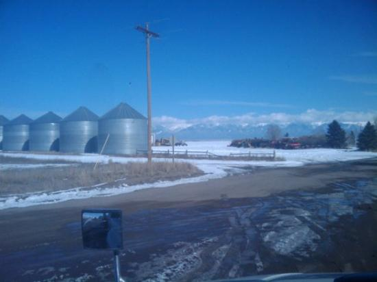 Monte Vista (CO) United States  City new picture : Monte Vista Photo: Potato Farm about 35 miles northwest of Monte Vista ...
