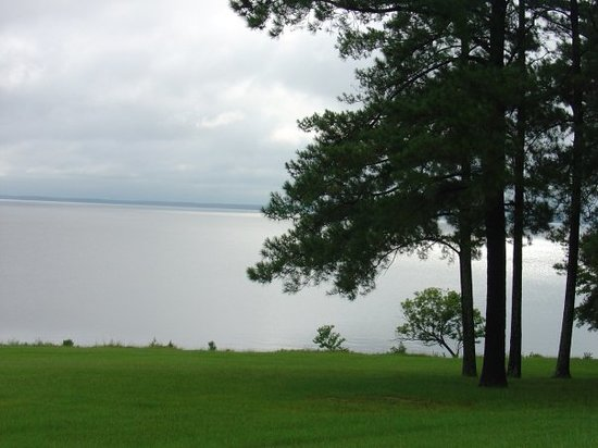 Natchez, MS : Pearl River reservoir