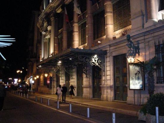 Opéra de Nice : Nice Opera Binası