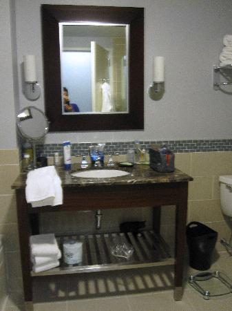 The Westin Mount Laurel: Sink