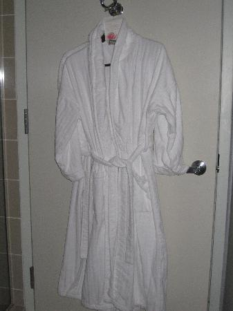The Westin Mount Laurel: robes we received everyday