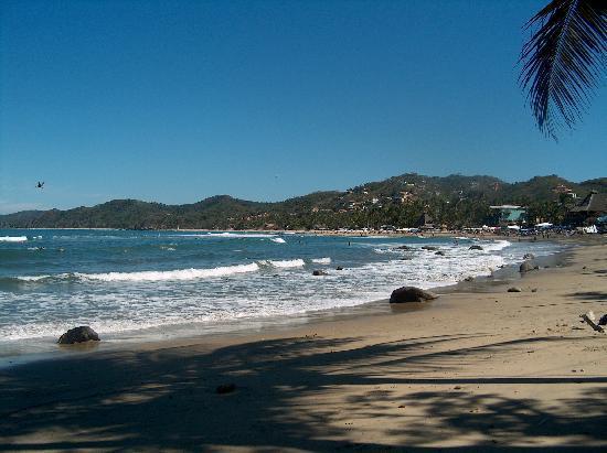 Casitas Tortugas: Sayulita beach