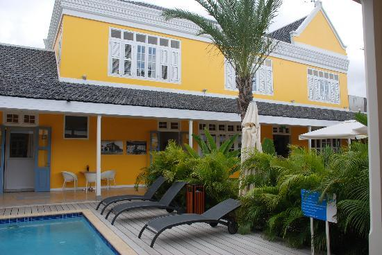 Boutique Hotel 't Klooster: By the pool