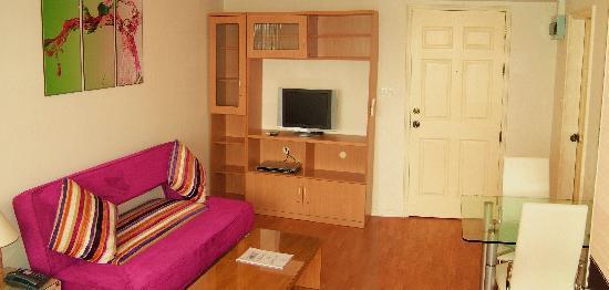 Sukanya Condos: My room 21st Floor
