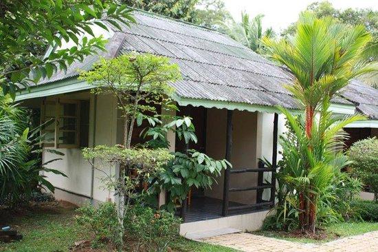 Garden Cottage:                   Their lovely room