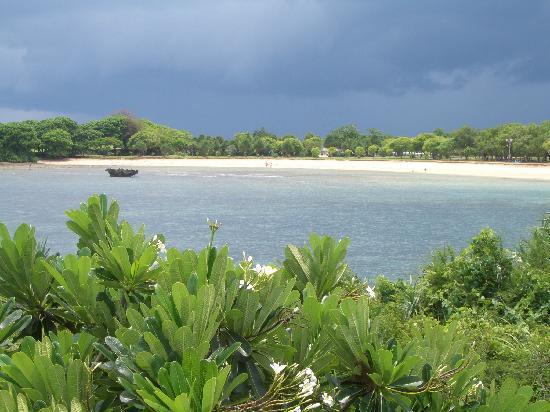 Melia Bali: From the beach