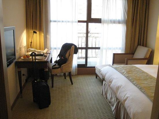 Fullon Hotel Taoyuan: スーペリアダブル
