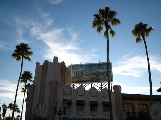 Kissimmee, Floride : Evening at Hollywood Studios