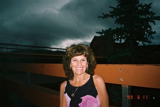Cherry Creek Trail: Me in Breckenridge ,Colorado