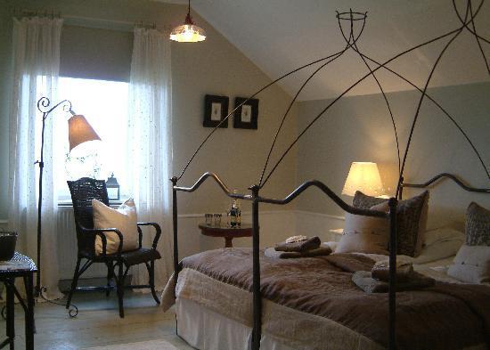 Borregarden : Guest room