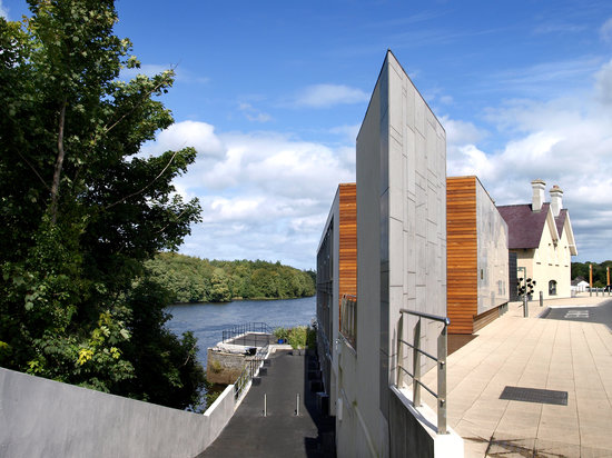 Ballina, Irlanda: The Ice House View
