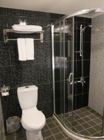 Longstay Hotel: Bathroom for Anna Sui Rm