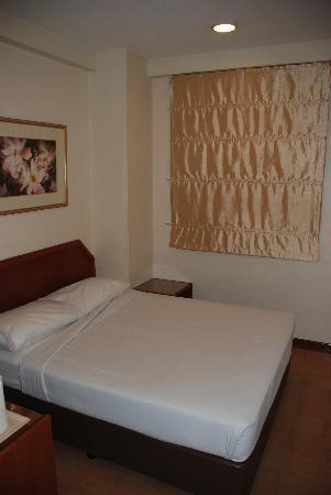 Geylang, سنغافورة: Bedroom