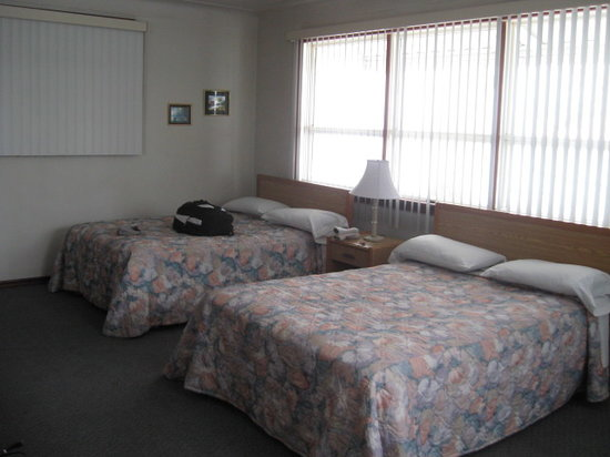Burlington, Kanada: rooms are large an bright