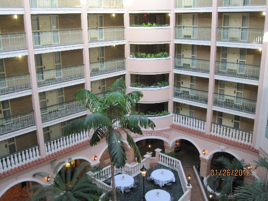 hotel picture of embassy suites by hilton orlando. Black Bedroom Furniture Sets. Home Design Ideas