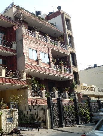 Vandana's Bed and Breakfast: Vandana's Bed & Breakfast, New Delhi