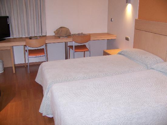 Hotel Espel: Habitación