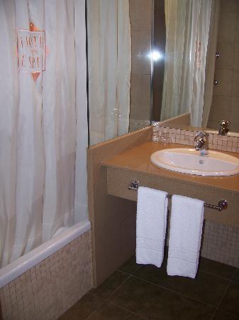 Hotel Espel: Baño