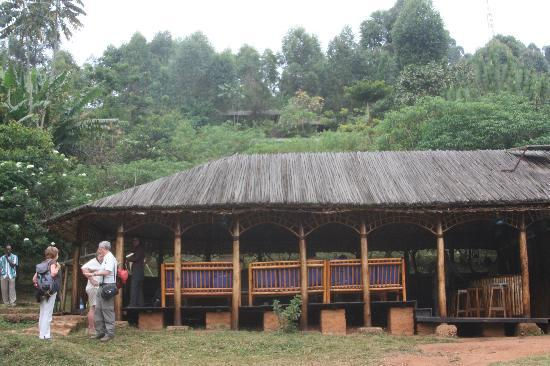 Lake Kitandara Tented Camp: Bar