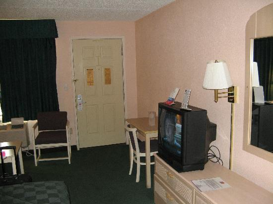 Knights Inn South Padre Island: Guest Room