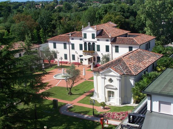 Park Hotel Villa Fiorita Via Giovanni Xxiii Monastier Di Treviso