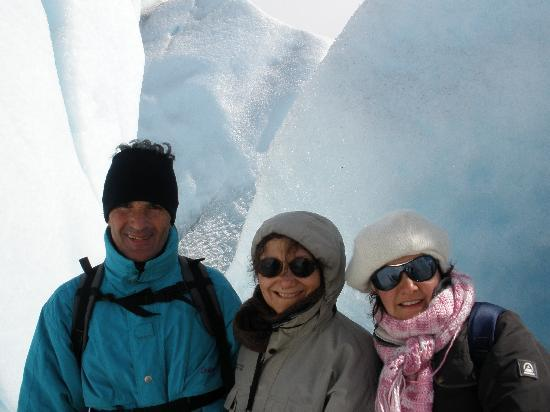 Anita's House Cabins: Glaciar Viedma