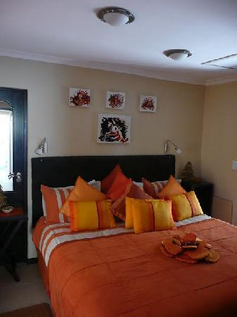Cape Town Seamore Express Tours and Guesthouse: unser Zimmer