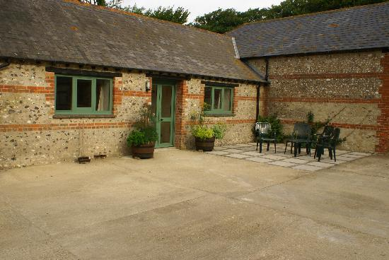 Top Parts Bed and Breakfast : the barn conversion
