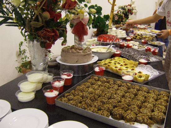 Grand Efe Hotel : More different sweets...