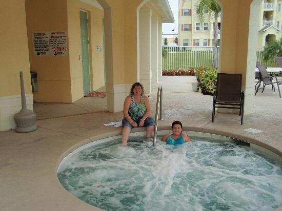 Cane Island Resort: happy hogmanay
