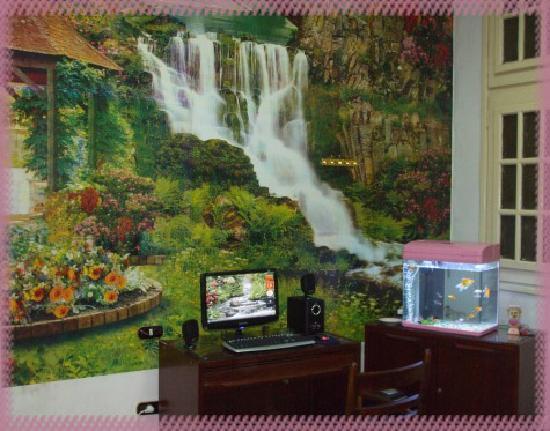 Jasmine Hotel: Reception