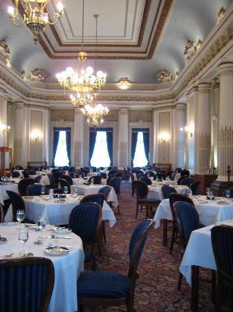 Restaurant Parlementaire Ottawa