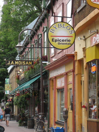 Épicerie J.A Moisan